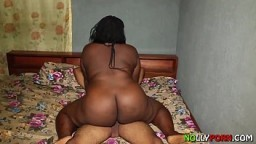 My BBW Stepmom Is a Sex Addict, She Nearly k. Me With Hot Fuck - NOLLYPORN