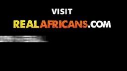 Wild African Car Sex In Safari Park