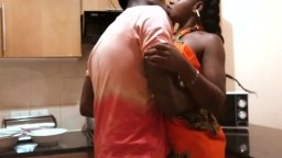 horny housewife gets big black dick for dinner