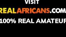 Amateur Afro Couple Fucking Hard