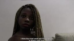 Ghetto Cum Queen First Time Porn POV