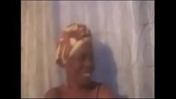 Black South African ass