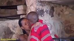 rough african step siblings sex