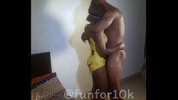 Behind the scenes tape with sexy actors on funfor10k in Lagos (part 1)